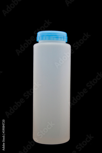 Water bottle on isolate background
