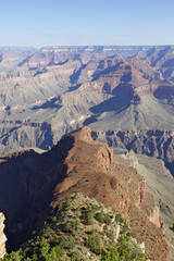 mohave point,  le Grand Canyon, Arizona