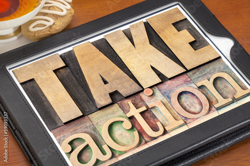 take action motivation