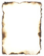 Burned Edges Frame - 59095343