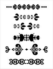 decorative elements dividers