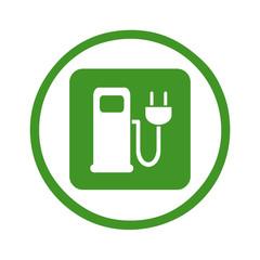 E-Tankstelle Stromtankstelle V2