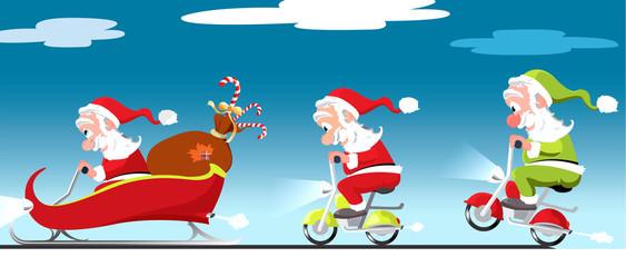 Santa Sprint