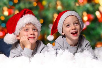 Kinder und Weihnachten