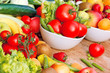 Healthy food - organic food