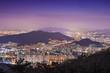 Busan, South Korea Cityscape
