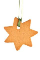 Gingerbread star