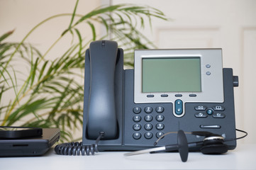 Business Phone Office