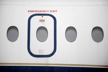 Airplane Emergency Exit