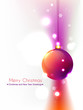 colorful christmas design