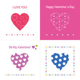 love and friendship greeting cards collection