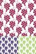 Grape. Pattern