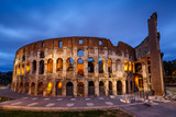 Colosseum or Coliseum, also known as the Flavian Amphitheatre in