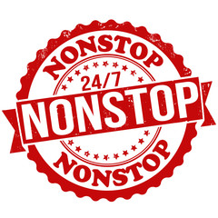 Nonstop stamp