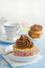 Cupcakes for cream