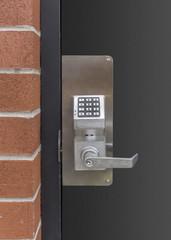 electronic keypad door lock