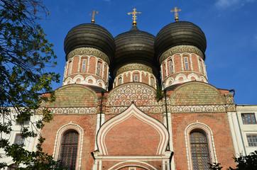 Храм Покрова Пресвятой богородицы в Измайлово, Москва