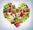 Obrazy na płótnie, fototapety, zdjęcia, fotoobrazy drukowane : fruits and vegetables