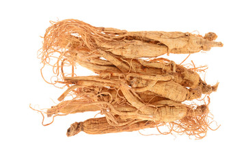 Chinese Dried Ginseng Roots