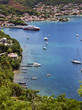 Harbor of Terre-de-Haut, Les Saintes islands