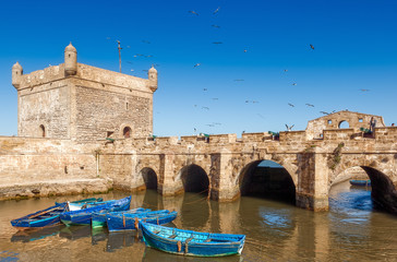 Essaouira Morocco fort