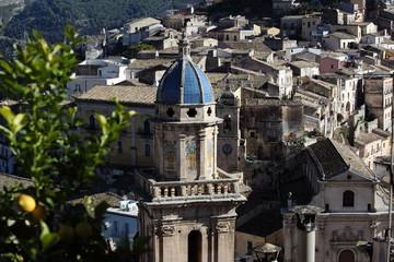 Campanile di Santa Maria dell'Itria - Ragusa Ibla