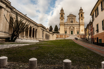 Basilica Santo Stefano Lavagna Genova