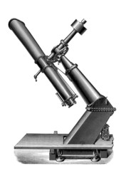 Astronomy : Photographic Refractor_19th century