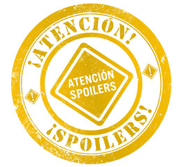 Attention spoilers stamp