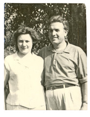 BULGARIA, CIRCA 1955 - couple - circa 1960