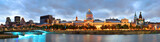 Fototapety Montreal panorama