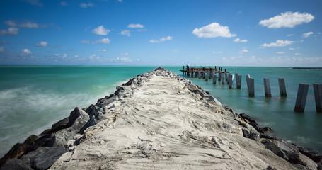 miami beach dock