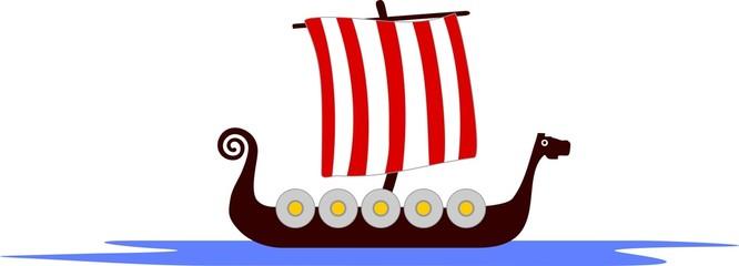 as wikingerschiff 1