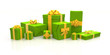 3D - Christmas Gift Boxes (XXV)