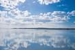 沖縄の海(海と空のシンメトリー)