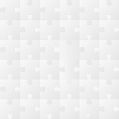Seamless puzzle texture