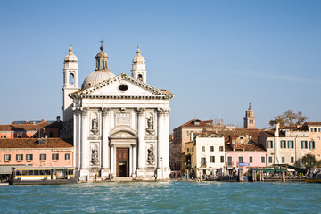 Gesuati church, Venice