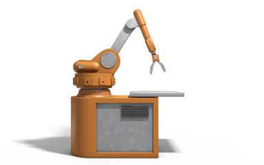 стационарный робот