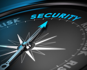 Security Management Concept