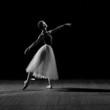 portrait of young pretty ballerina - 59144942