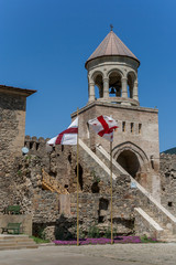 Tower of the Sveti-Tskhoveli Cathedral