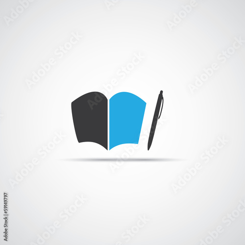Notebook Icon Design