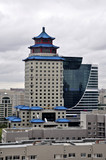 Building in the eastern style, Kazakhstan