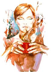 coffee delicate aroma
