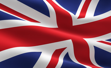 UK flag Great Britain