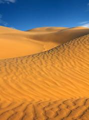 landsape in desert