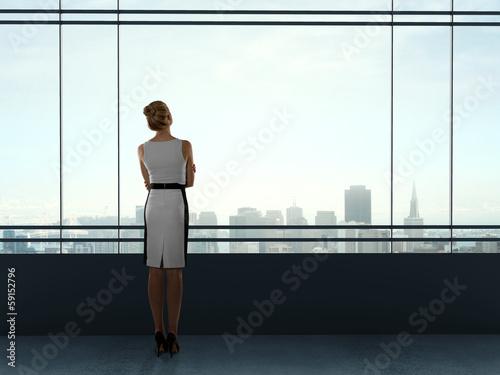 woman thinking