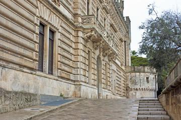 Nardò, Castello di Acquaviva - Puglia - Italia