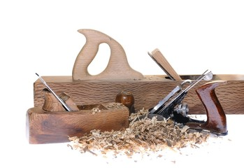 Carpenter tools.