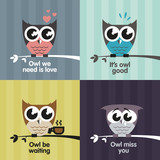 owl emotions
